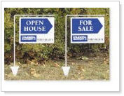 Real estate signs  Yard signs  Wholesale prices available.